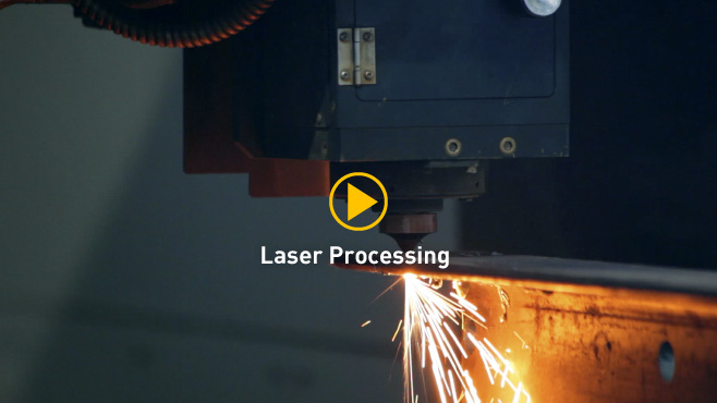 Laser processing